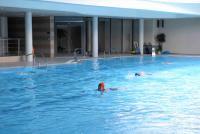 Коломенцы вновь посещают бассейны конькобежного центра
