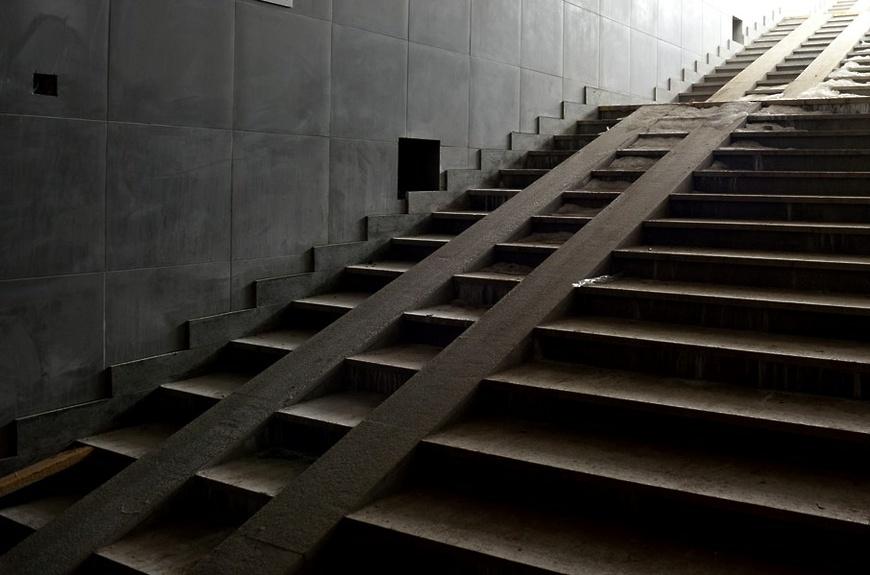 В Коломне на время ремонта перекрыто движение по подземному переходу на улице Октябрьской революции