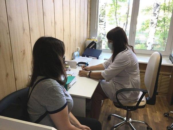 В Коломенской ЦРБ работает кабинет «Справка в один шаг»