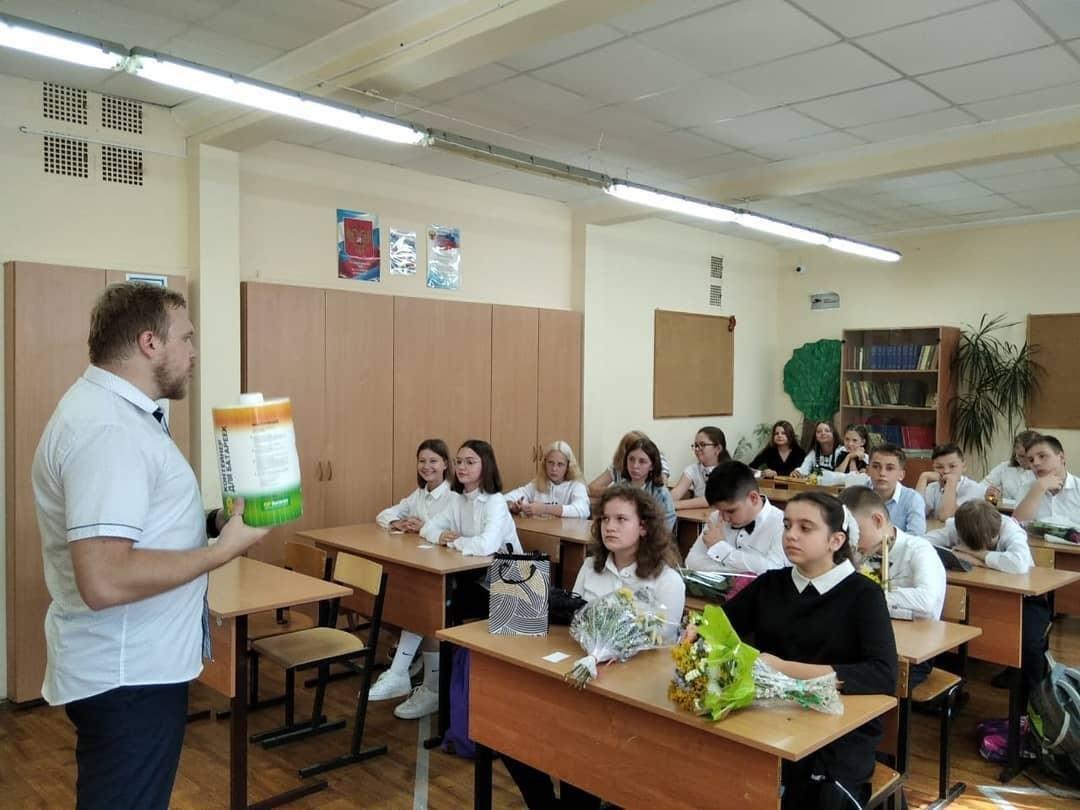 Коломенские школы присоединились к акции «Экозабота»