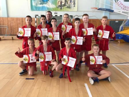 КОЛОМНАСПОРТ - Спорт в Коломне Коломенцы стали победителями первенства Московской области по самбо