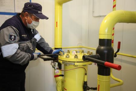 В рамках подготовки к отопительному сезону Мособлгаз проверил более 12 тысяч километров подземных газопроводов