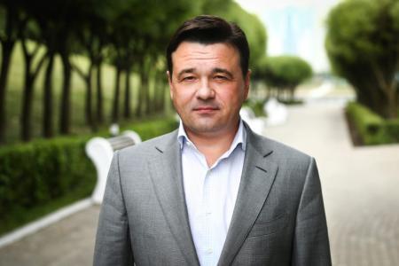 Поздравление с Днём города Коломна от губернатора Подмосковья Андрея Юрьевича Воробьёва