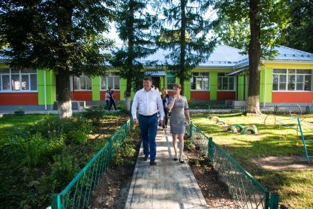 Поздравление главы Коломенского городского округа с Днем воспитателя