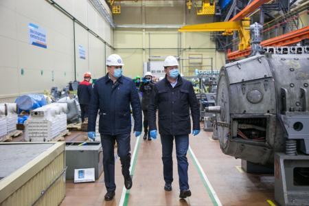 Поздравление Дениса Лебедев с Днем машиностроителей