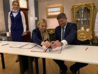 В День города у Коломенского кремля появился свой художественный почтовый штемпель