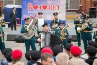 В Щурово прошли праздничные гуляния в честь Дня города