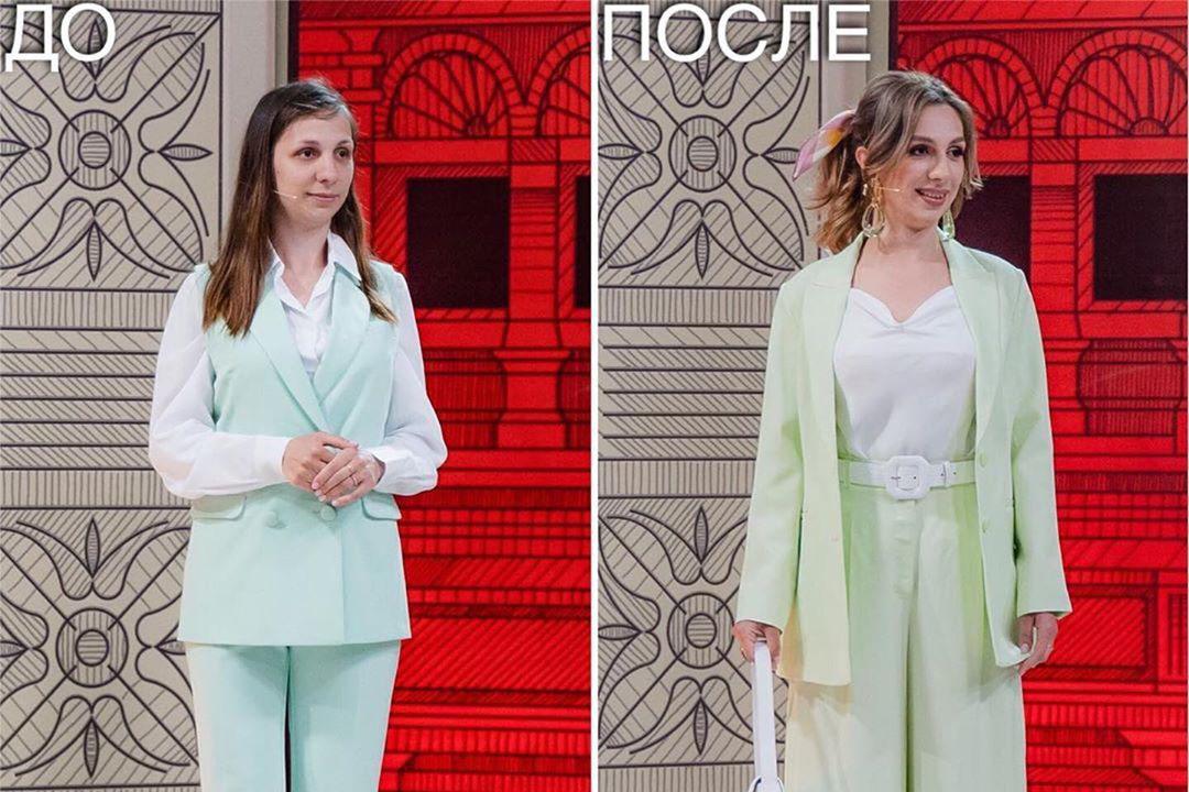 Коломенцы стали участниками шоу «Модный приговор» на первом канале