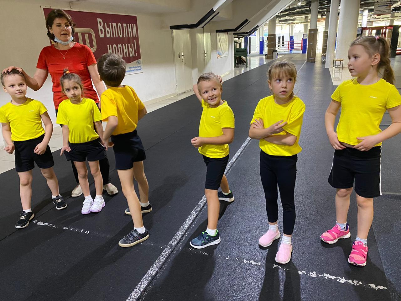 КОЛОМНАСПОРТ - Спорт в Коломне Коломенские семьи сдали нормы ГТО