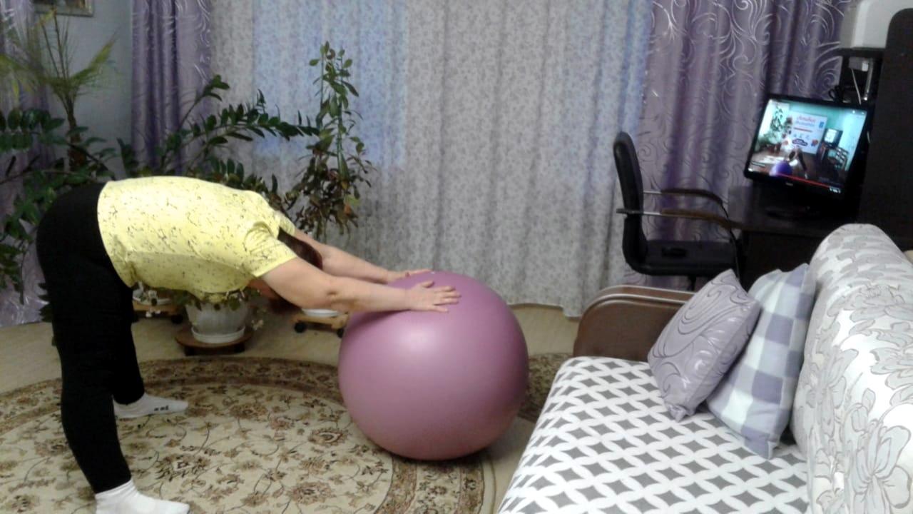 КОЛОМНАСПОРТ - Спорт в Коломне Спортивные уроки для участников клуба «Активное долголетие» теперь доступны онлайн