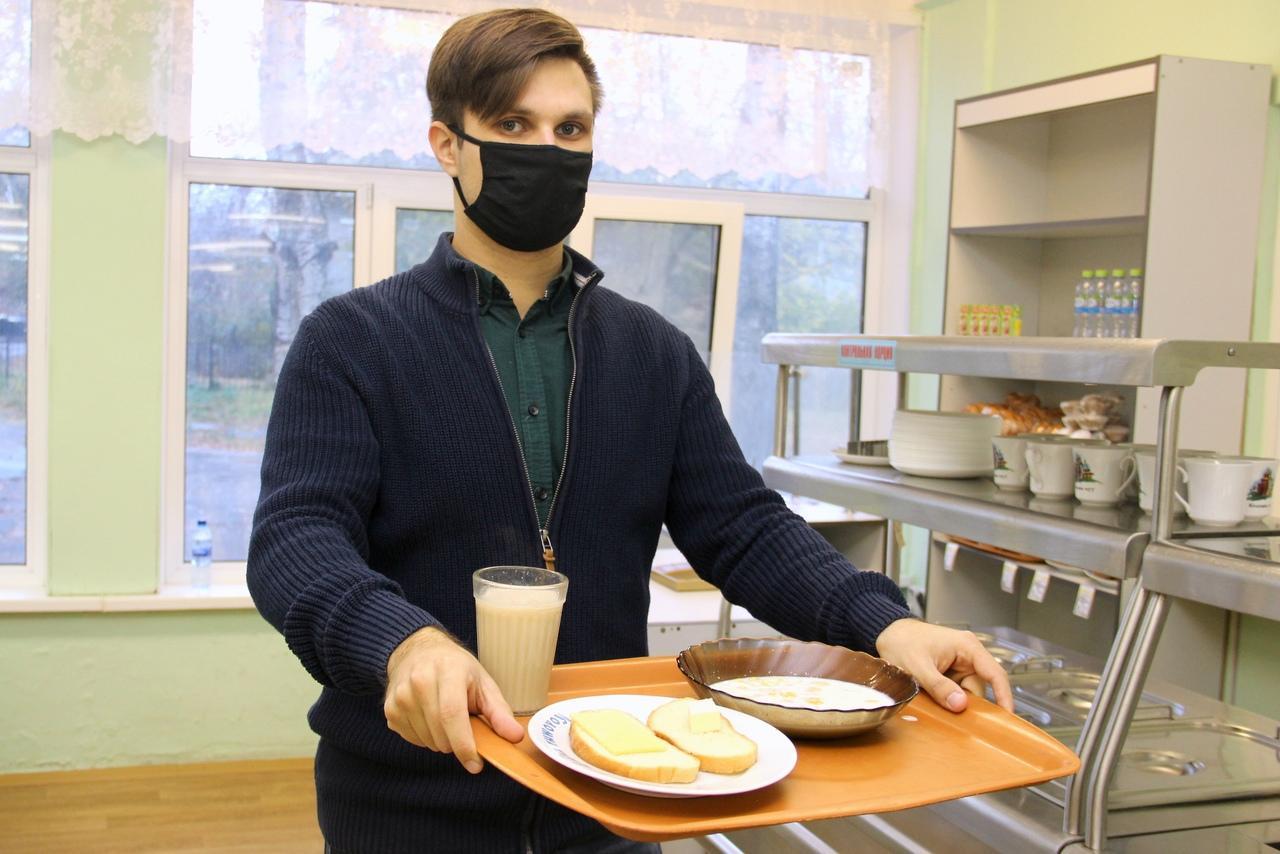Коломенские студенты взяли под контроль питание школьников