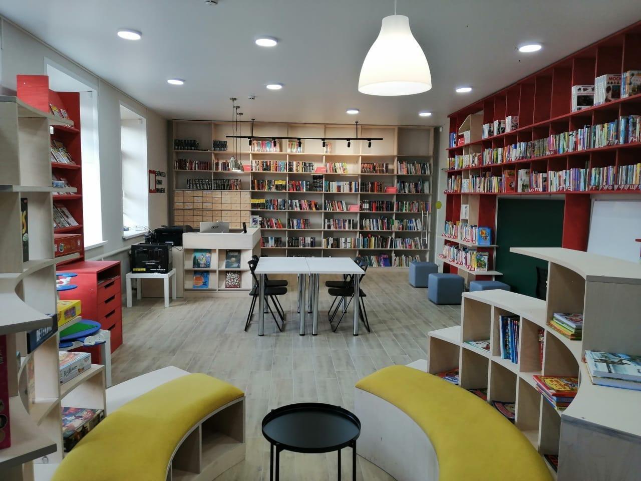 В Коломне откроют первую в Подмосковье сельскую модельную библиотеку