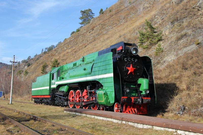 Коломенский паровоз станет участником ретро-туров по Кругобайкальской железной дороге
