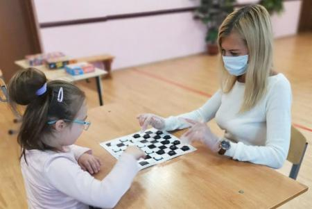 Коломенские педагоги используют игротерапию в реабилитации детей с ограниченными возможностями здоровья