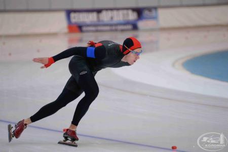 В Коломне прошли Всероссийские соревнования по конькобежному спорту за «Кубок Коломенского кремля»