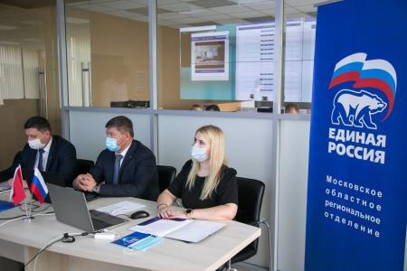 Дениса Лебедева избрали секретарем местного отделения партии «Единая Россия»
