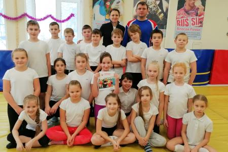 Проект «Спортивная борьба в школы» коломенского педагога высоко оценили в Государственной Думе РФ