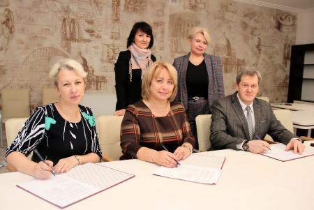 "Колледж ""Коломна"" подписал с ГСГУ договор о сотрудничестве"