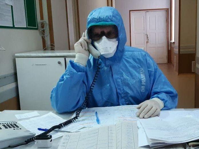 «Горячая линия» заработала в инфекционном отделении №4 Коломенской больницы