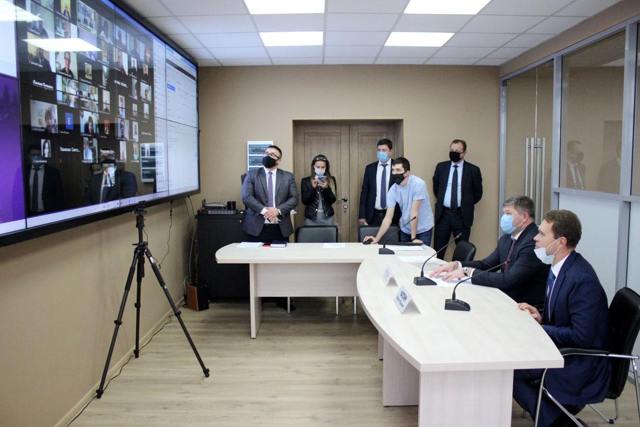 Общественная палата Коломенского округа провела первое заседание в новом составе