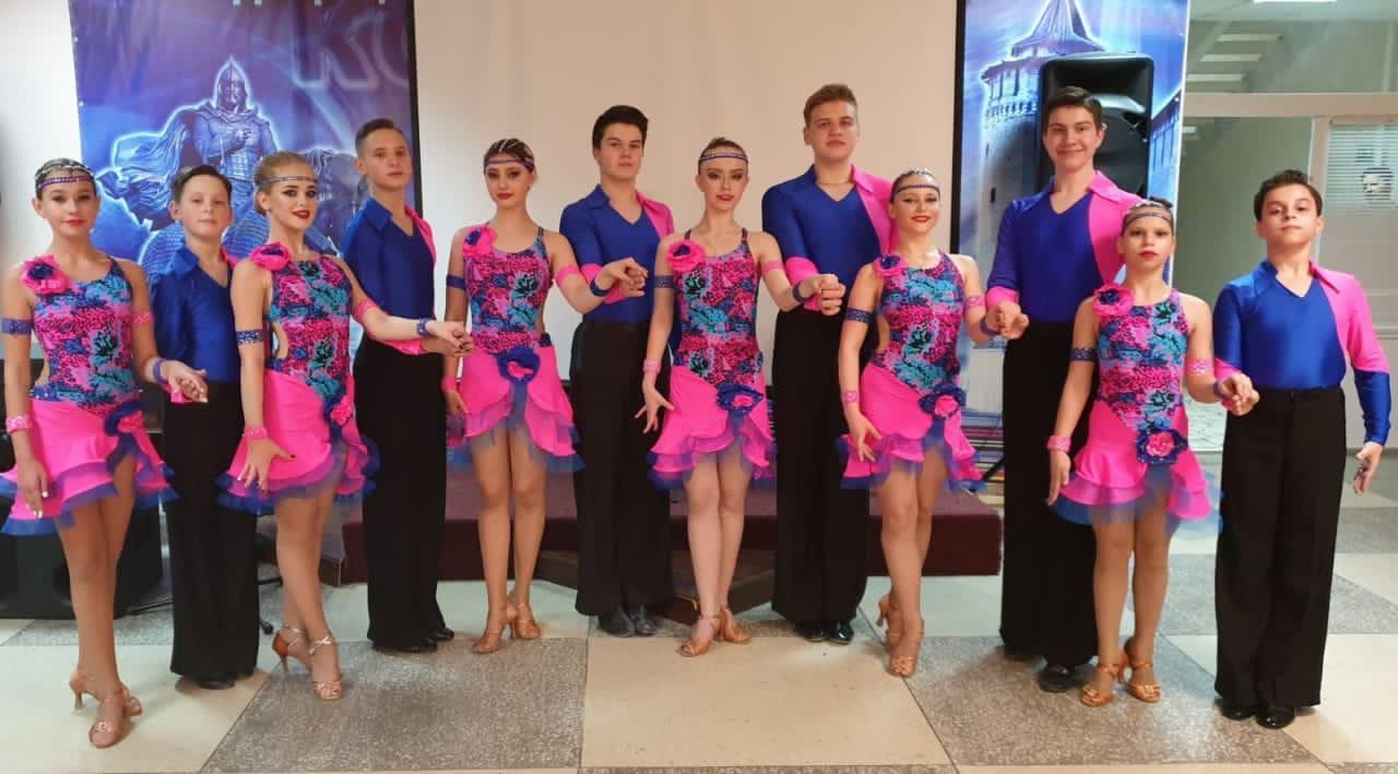 Коломенские танцоры приняли участие в Международном фестивале