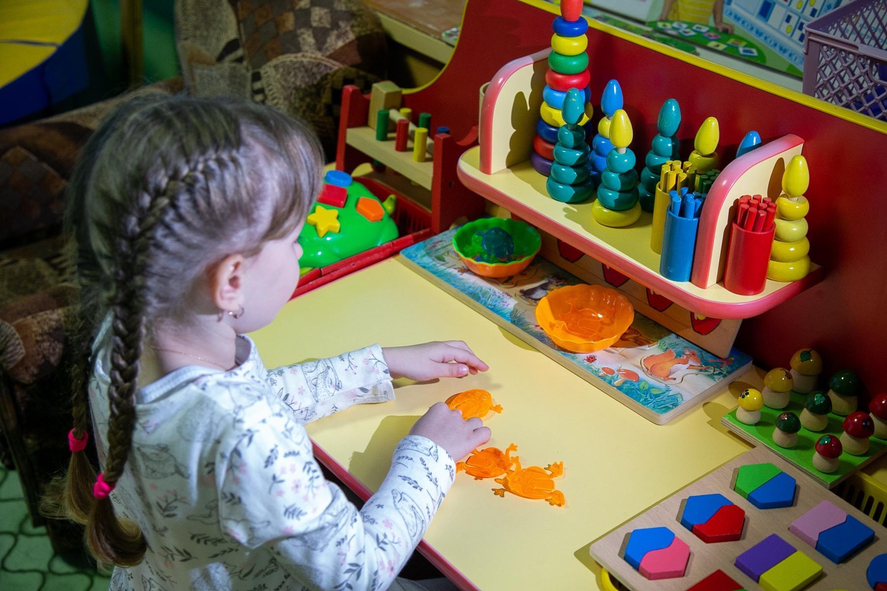 Коломенский детский сад признан одним из лучших в России по инклюзивному образованию