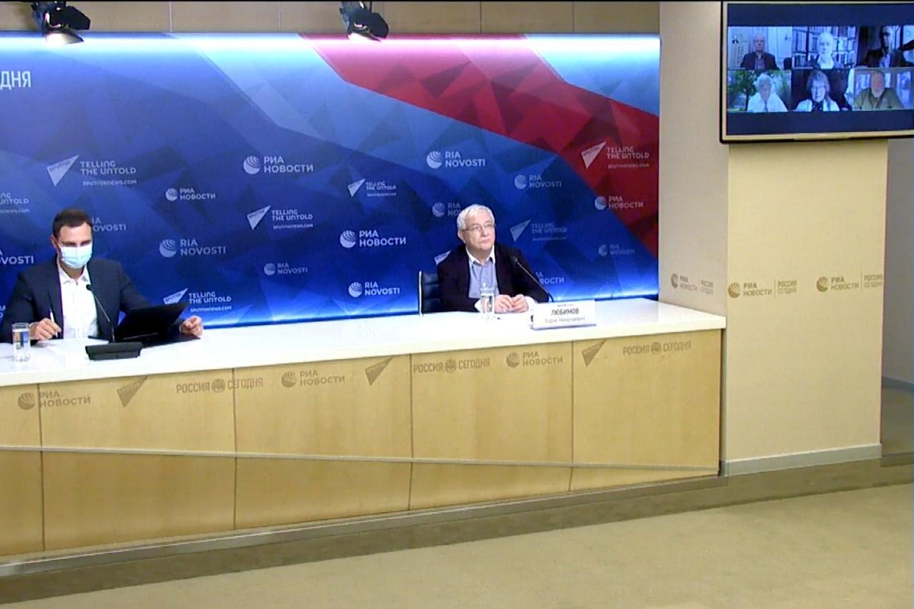 В коломенском вузе провели онлайн-встречу «Постигая мир Достоевского»