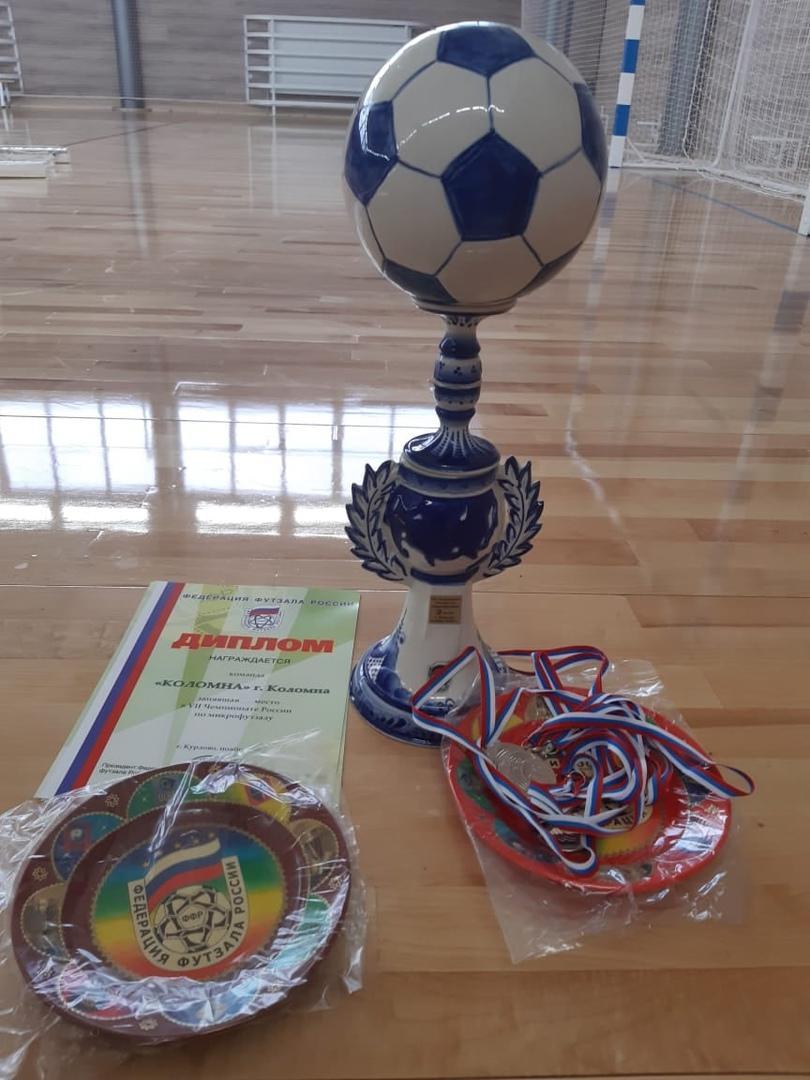 Коломенская команда прошла отбор на Чемпионат мира по футзалу