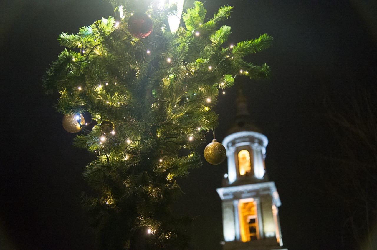 В декабре МБУ «Коломенское благоустройство» приступит к световому праздничному оформлению города