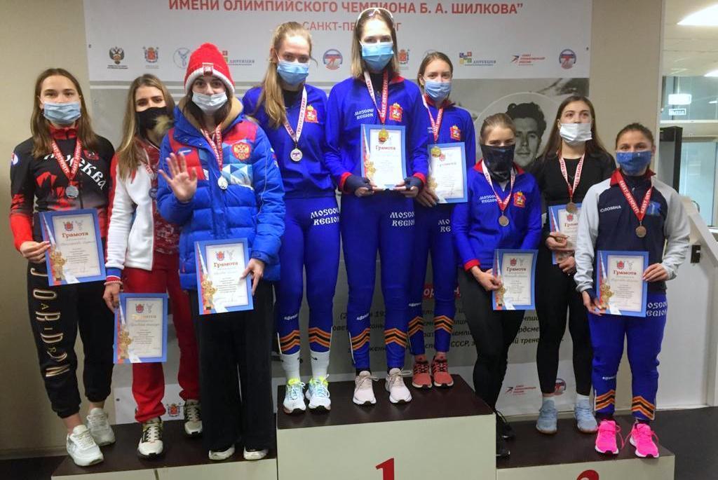 Коломенской студентке покорился лед всероссийских соревнований