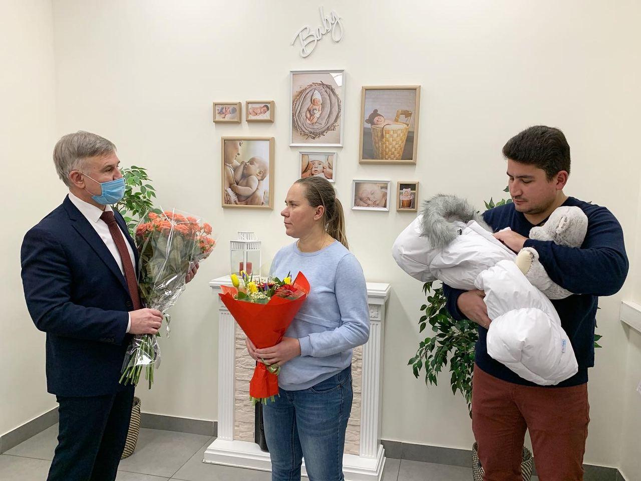 Двукратный призер Олимпийских игр Ольга Граф родила первенца в Коломне