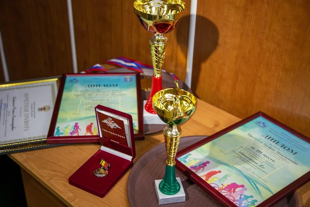 Зампред Мособлдумы и глава округа наградили студентов и преподавателей колледжа «Коломна»