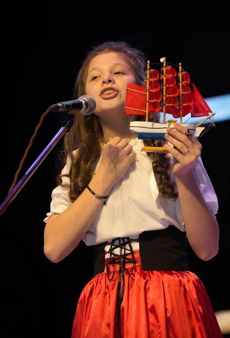 Коломчанка стала обладательницей Гран-при областного фестиваля