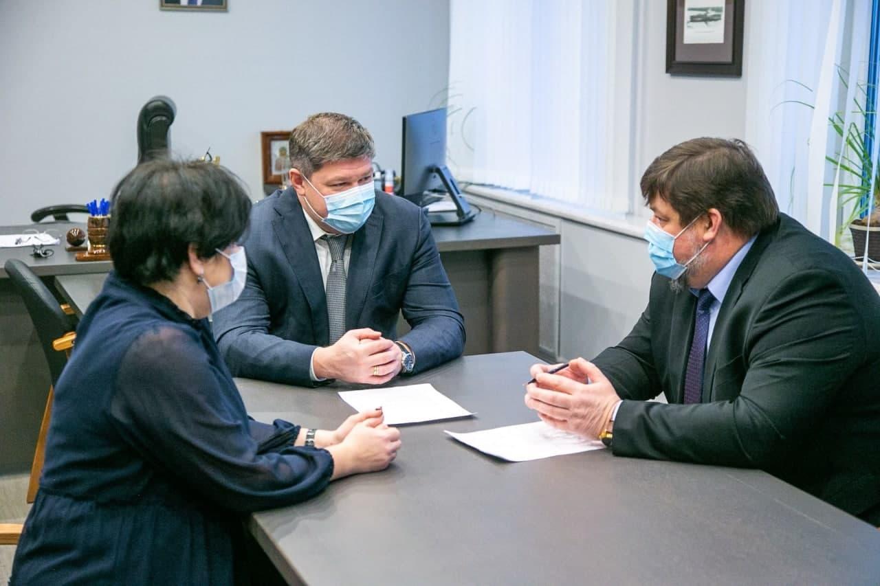 Вакцинация в Коломенском округе. Завершение прививочной кампании против гриппа и старт против COVID-19
