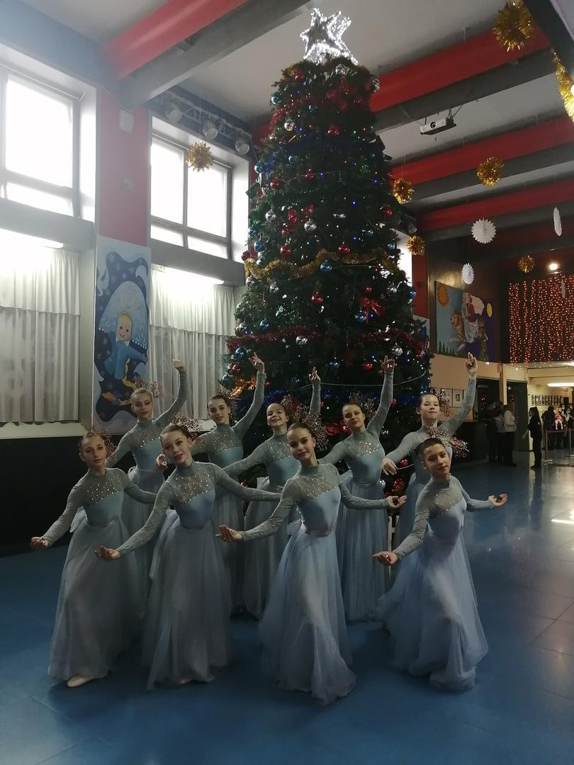 Коломенские балерины стали лидерами регионального фестиваля