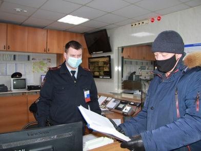 Работу коломенской полиции проверил общественник