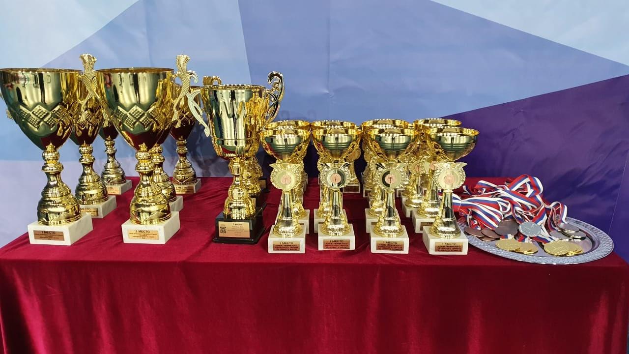 Коломенцы стали победителями открытого кубка по каратэ