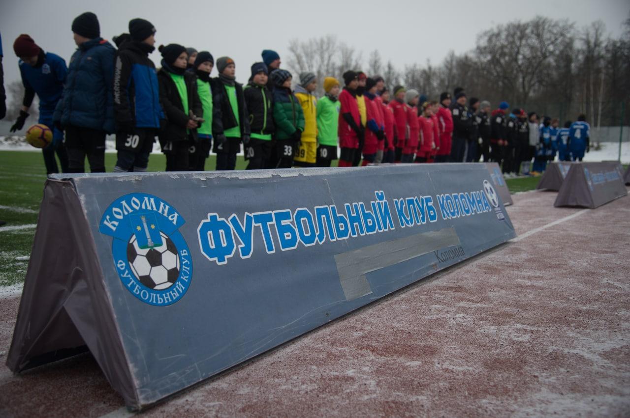 В микрорайоне Щурово открыли реконструированный стадион «Цементник»