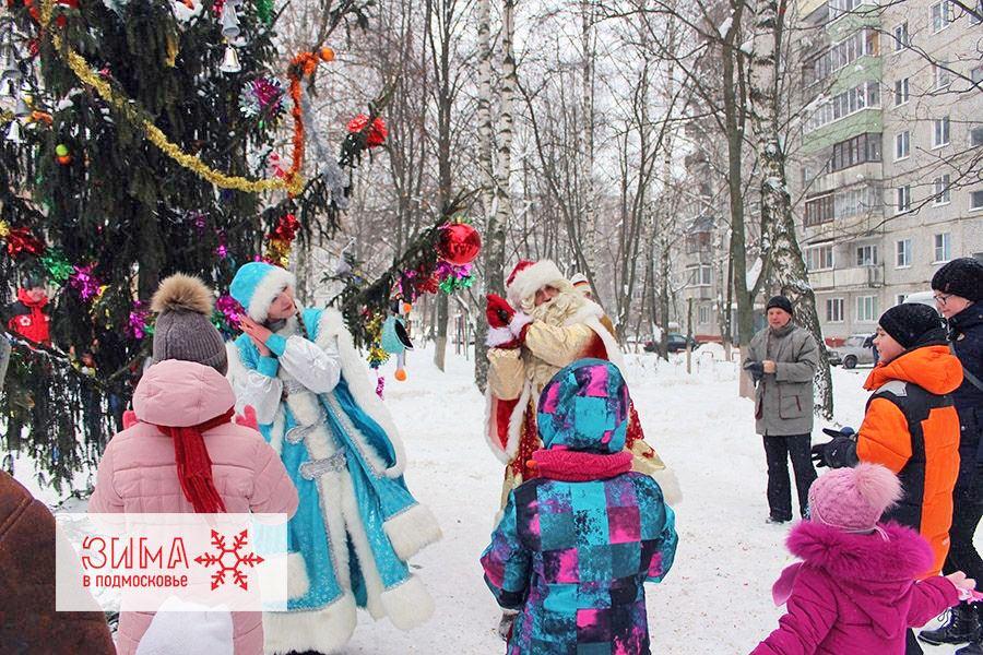 Где в Коломне пройдут праздничные мероприятия 3 и 4 января