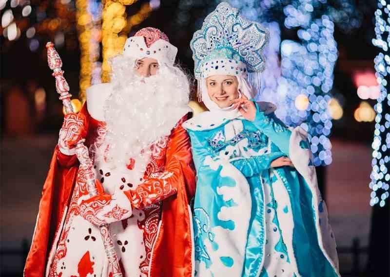Где в Коломне пройдут праздничные мероприятия 5 и 6 января