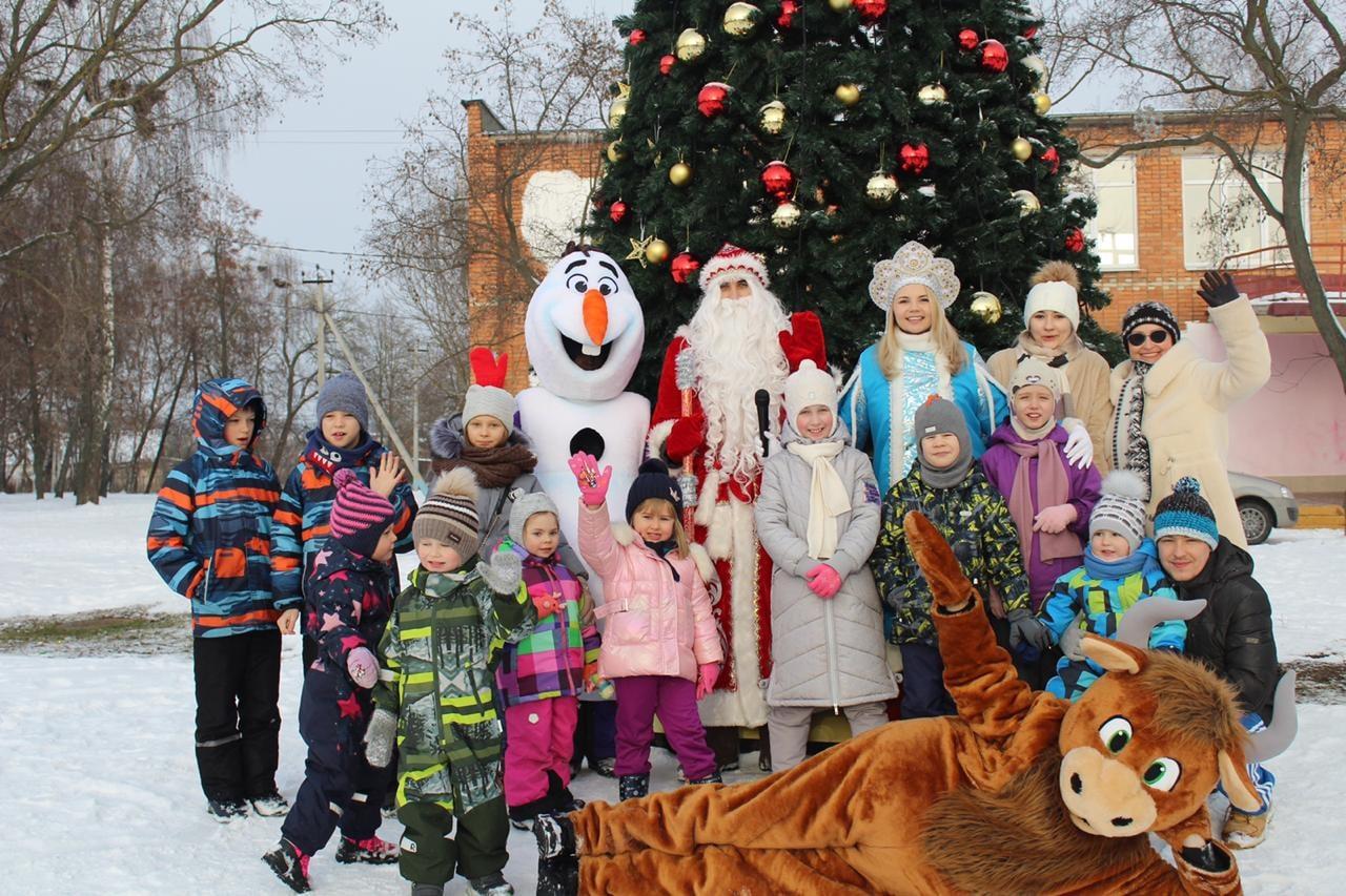 Где в Коломне пройдут Рождественские праздничные мероприятия