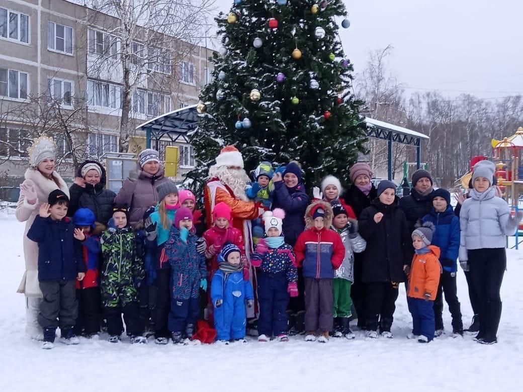 В Коломне продолжается празднование Рождества