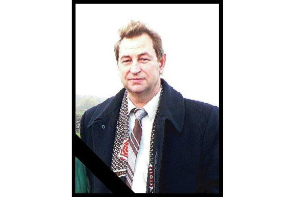 Скончался бывший начальник районного Управления сельского хозяйства Владимир Сергеевич Чуклов