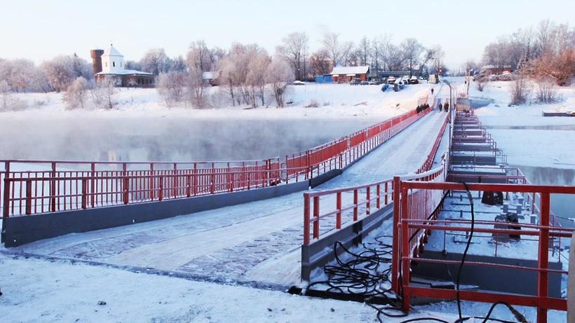 Митяевский и Черкизовский мосты закрыты из-за погодных условий
