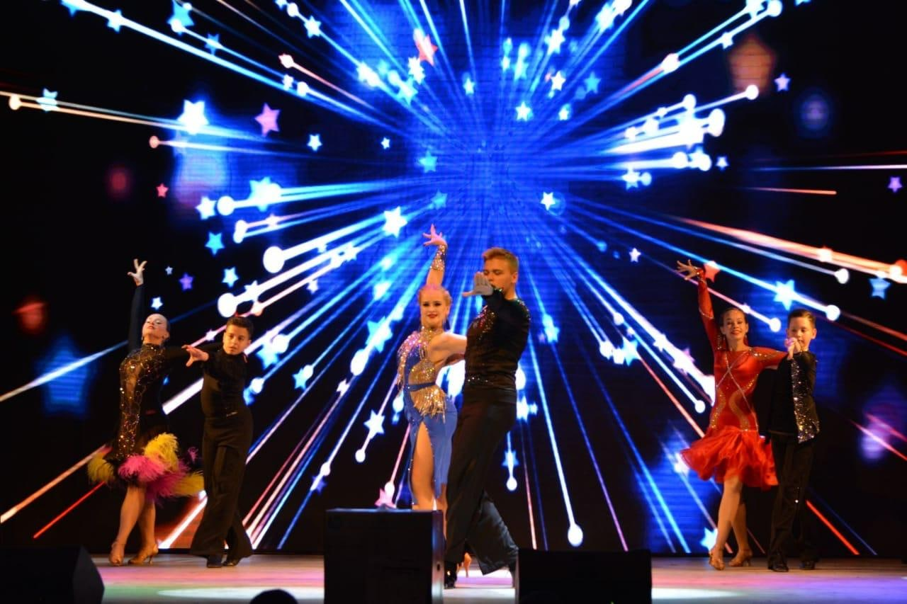 Коломенские танцоры стали призерами Всероссийского конкурса