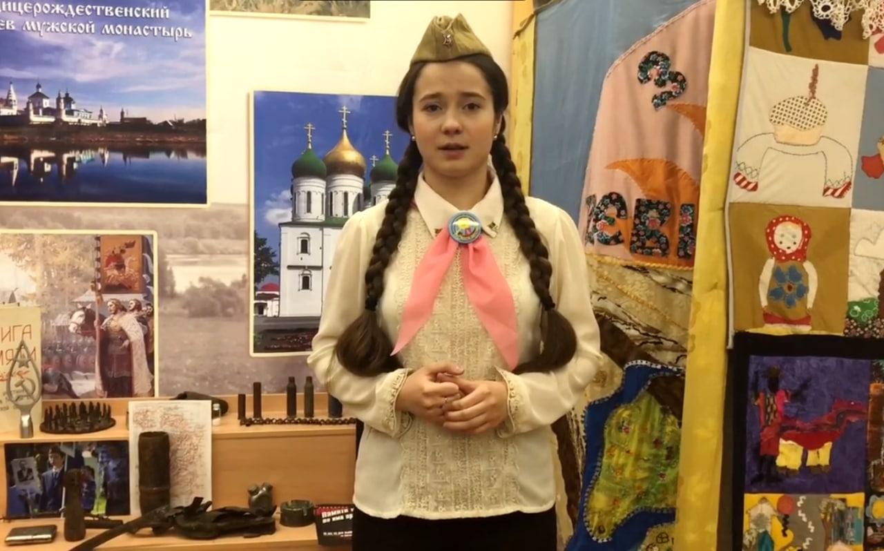 В Коломне прошел конкурс чтецов «Я говорю с тобой из блокадного Ленинграда…»