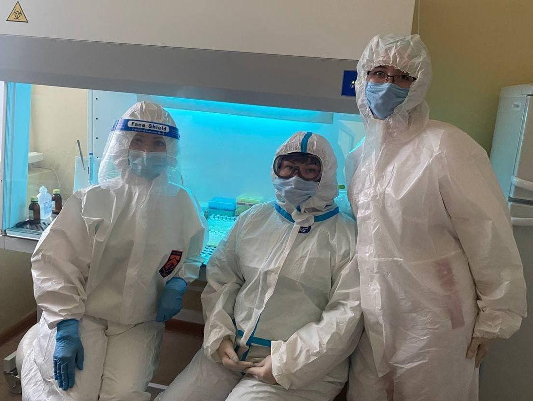122 тысячи исследований на коронавирус провели в коломенской больнице с начала пандемии