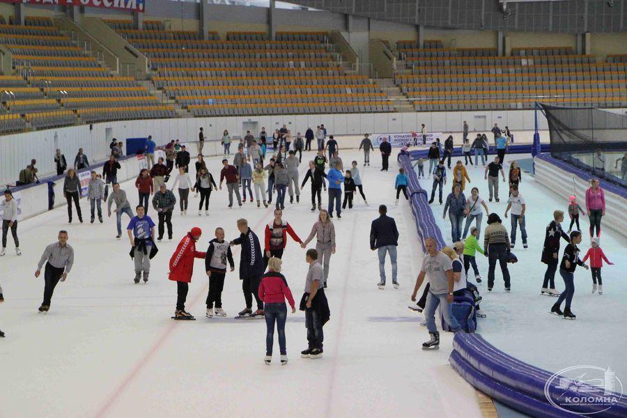 1612249046 6 - В конькобежном центре « Коломна» возобновляют сеансы массовых катаний