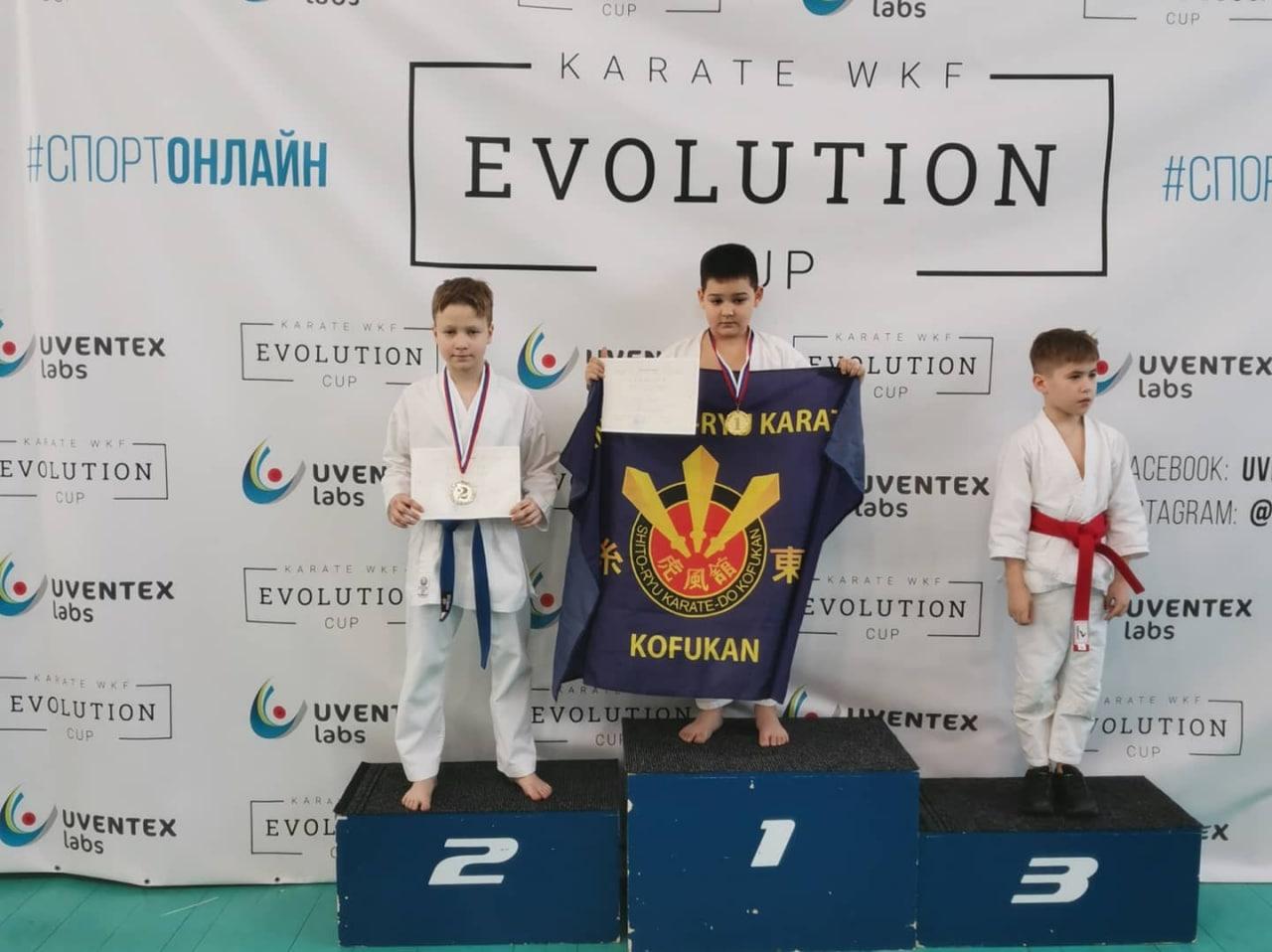 Коломенские каратисты стали победителями и призерами открытого первенства