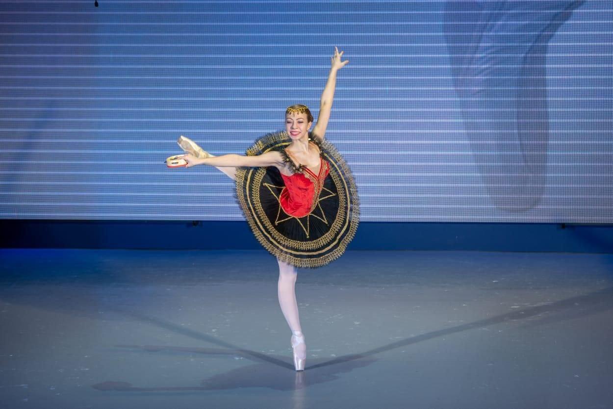 Коломенские балерины стали победителями регионального фестиваля